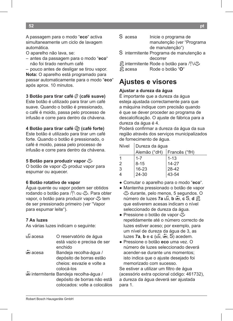 Veiligheidsvoorschriften | bosch tca 5201 user manual | page 34.