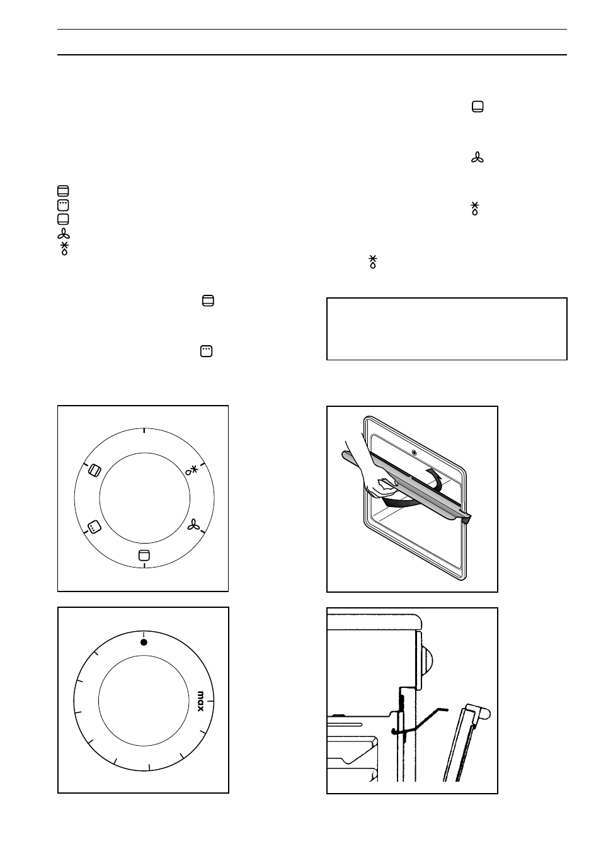 electric oven 5 functions zanussi zc 605 m user manual page 6 rh manualsdir com zanussi oven user guide zanussi double oven user manual