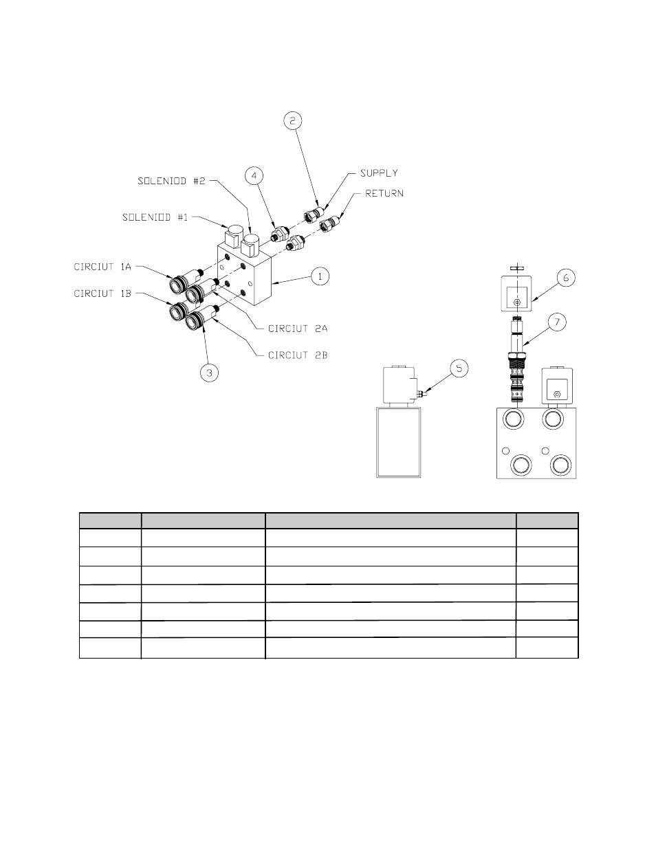 Fasse Hydraulic Multiplier : Trailer sprayer parts schematics redball
