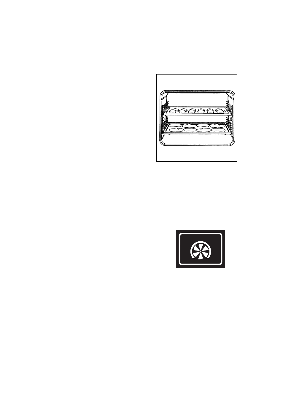 the fan oven main oven only zanussi zdm 891 user manual page rh manualsdir com zanussi double oven user manual zanussi oven instruction manuals