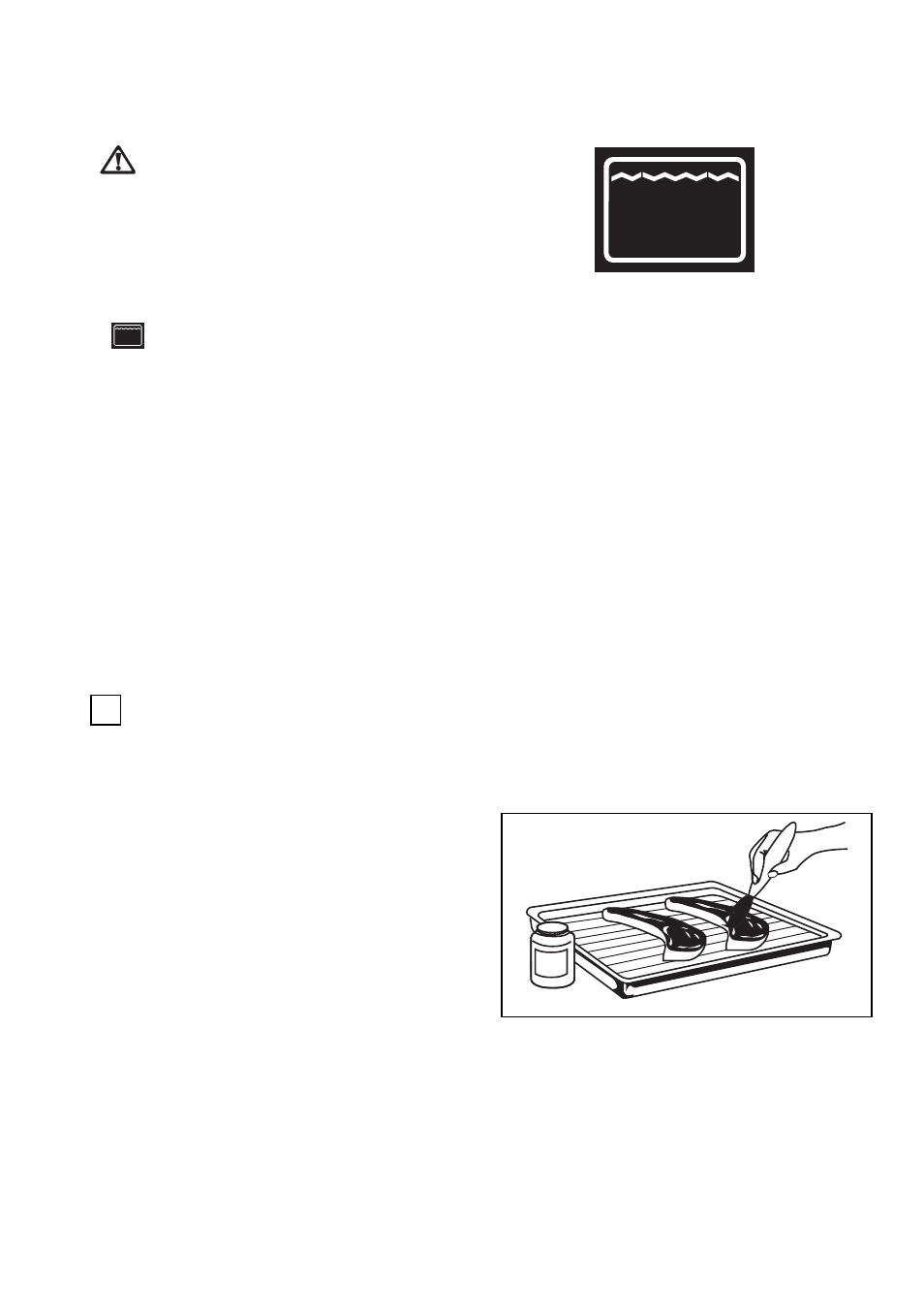 Grilling Hints And Tips Main And Lower Ovens Zanussi Zdm 891