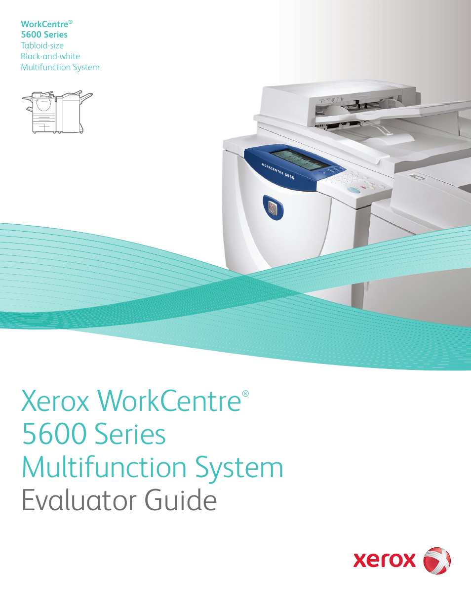 Xerox 5687 User Manual | 28 pages | Also for: 5665, 5645, WorkCentre 5600  Series