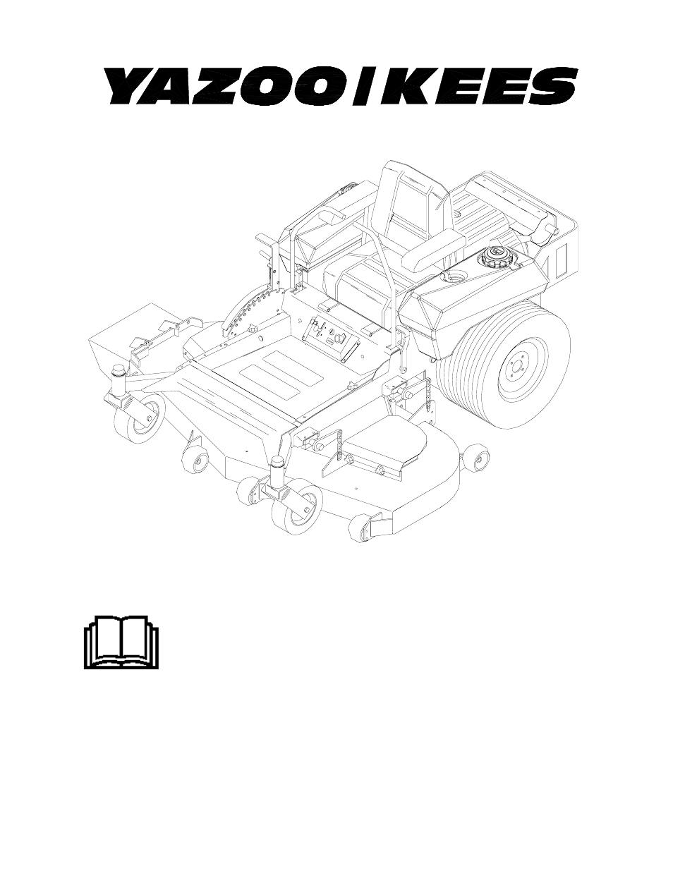 Yazoo  Kees Zvkh52231 En User Manual