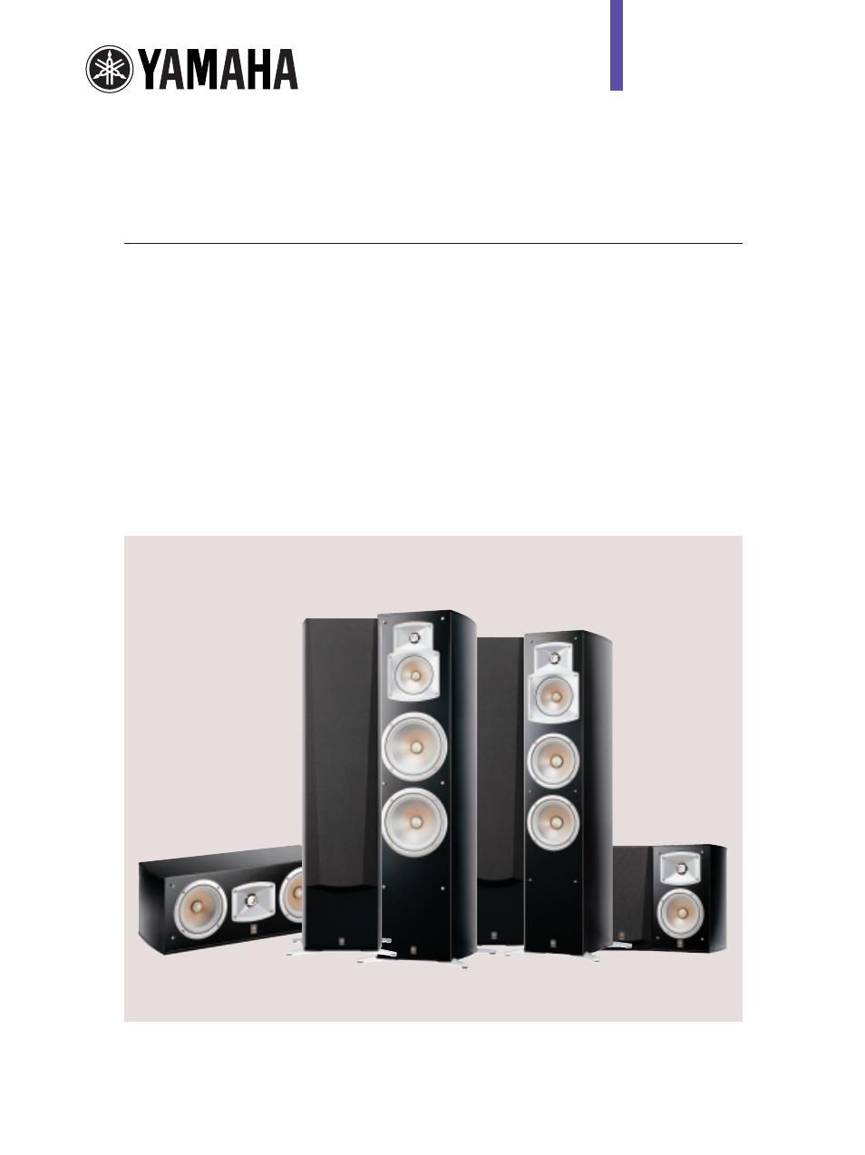 Acoustics Yamaha NS 777: characteristics, photos and reviews 89