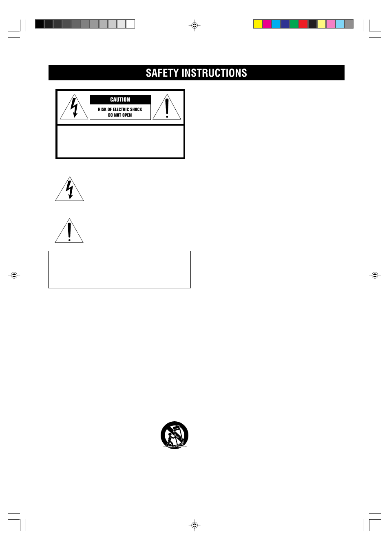 english safety instructions yamaha htr 5240 user manual page 2 rh manualsdir com Yamaha 701 Remote Control Manual Yamaha Owners ManualsOnline