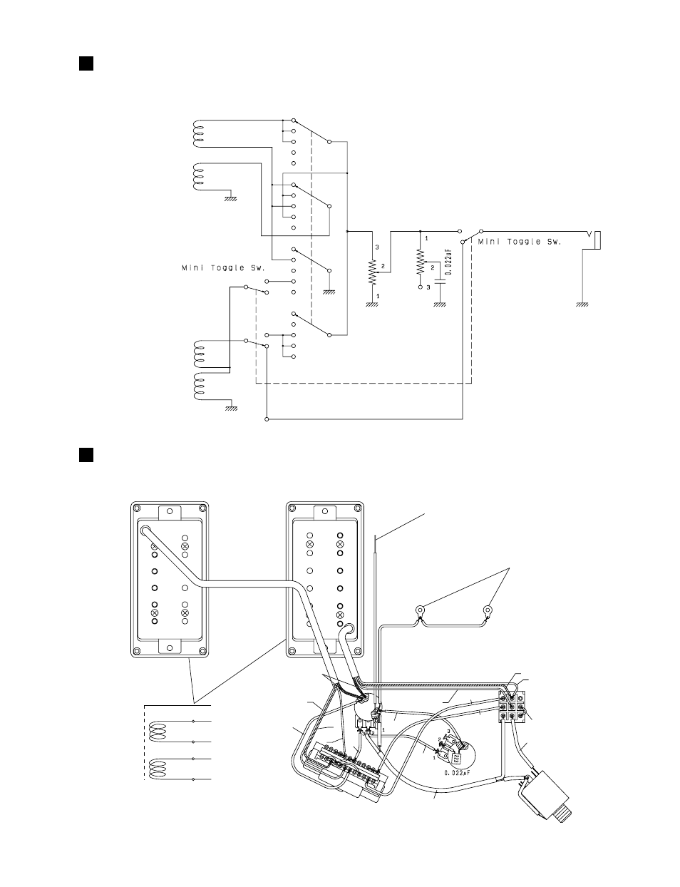 Wiring Diagram Yamaha Electric Guitar - WIRING CENTER •