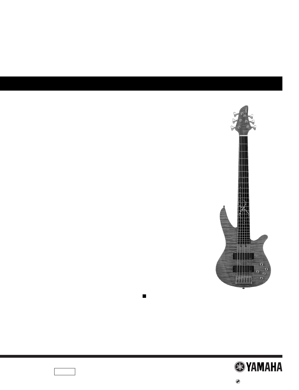 Yamaha Electric Bass Guitar Wiring Diagram Starting Know About On Ibanez Images Gallery Rbx 6jm User Manual 8 Pages Rh Manualsdir Com