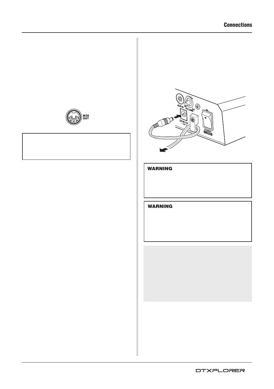 connections yamaha drum trigger module dtxplorer user manual rh manualsdir com yamaha dtxplorer user manual pdf Yamaha DTXplorer Module