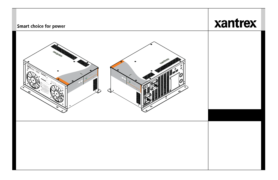 Xantrex Technology FREEDOM SW 3000 User Manual | 86 pages on