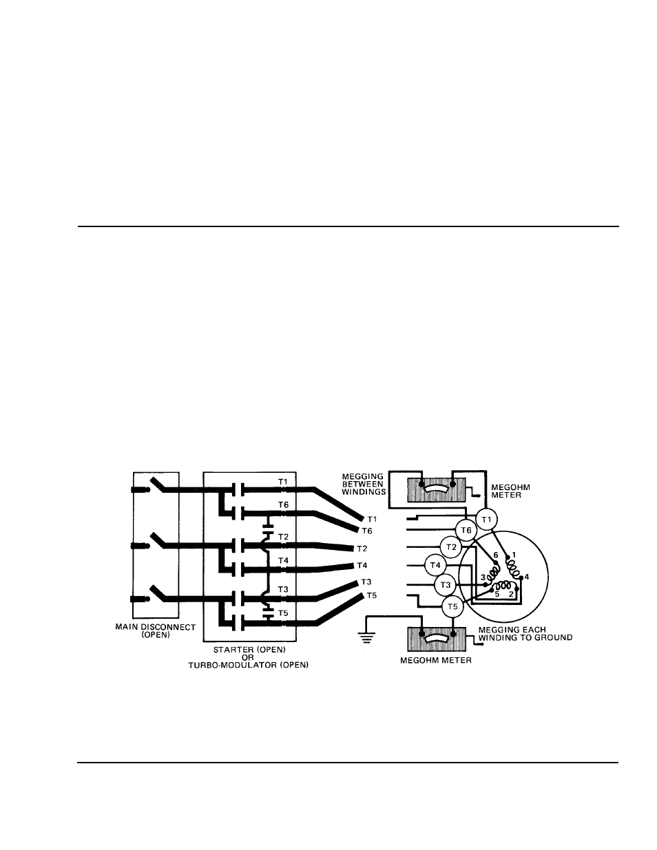 megging a motor - impremedia.net york heat pump wiring schematics