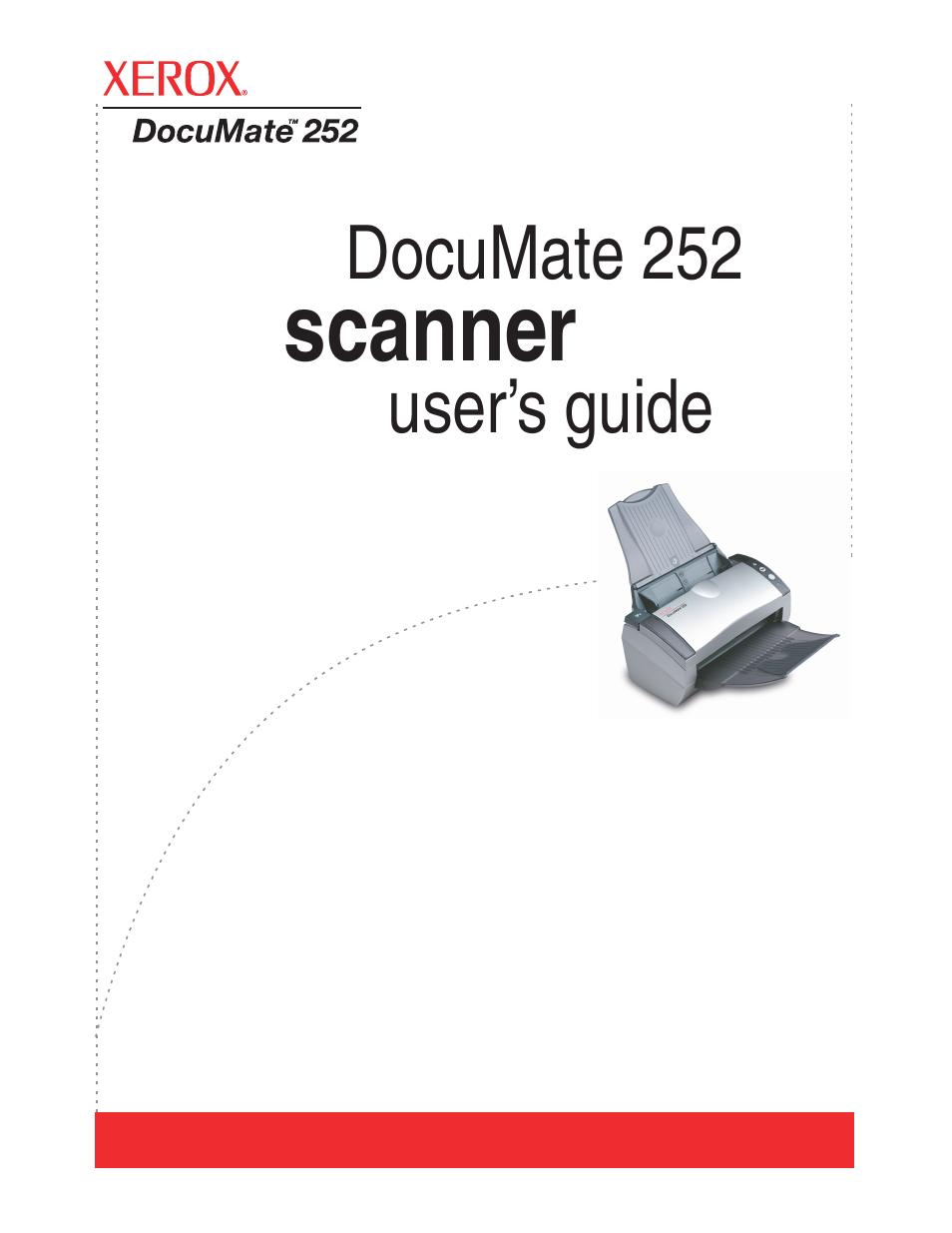 xerox documate 252 user manual 133 pages rh manualsdir com xerox documate 262 service manual DocuMate 252 Driver Windows 7