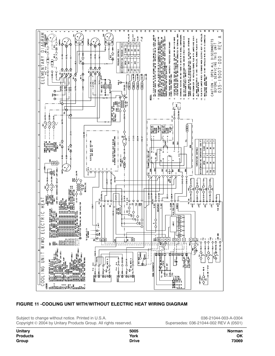 York Hvac Wiring Diagrams Blog About Old Furnace Diagram Schematics