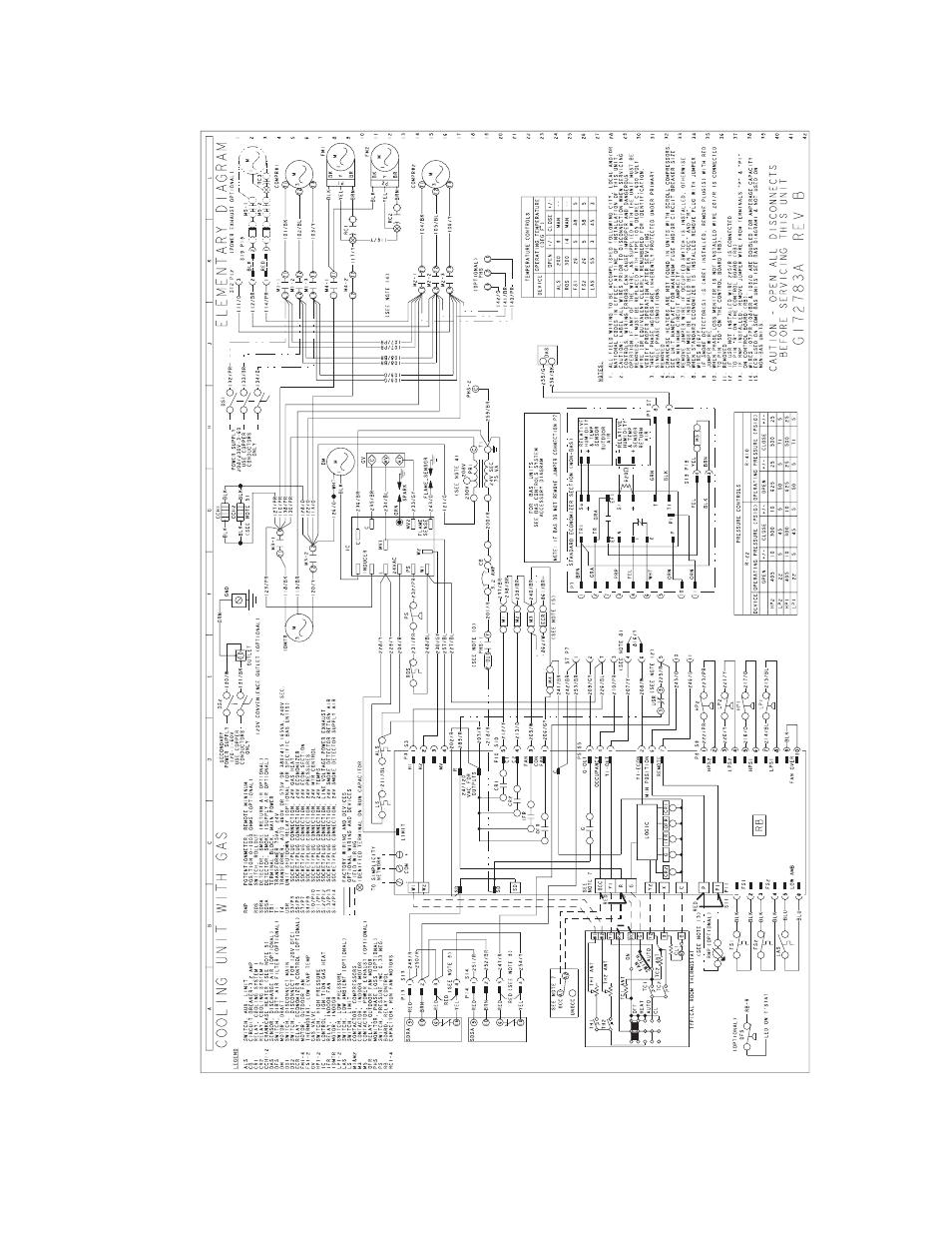 York Predator Dm 078 User Manual Page 43 48 Also For Wiring Schematics 090 102 120 150