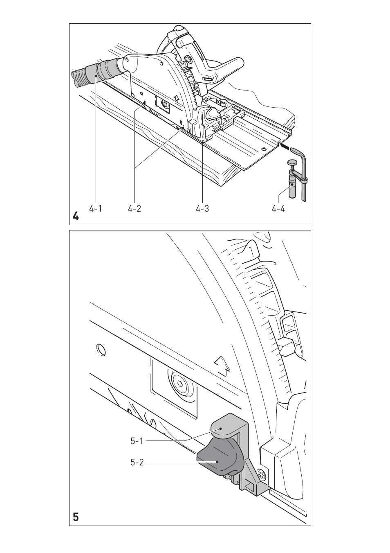 festool ts 55 ebq user manual   page 5 / 94