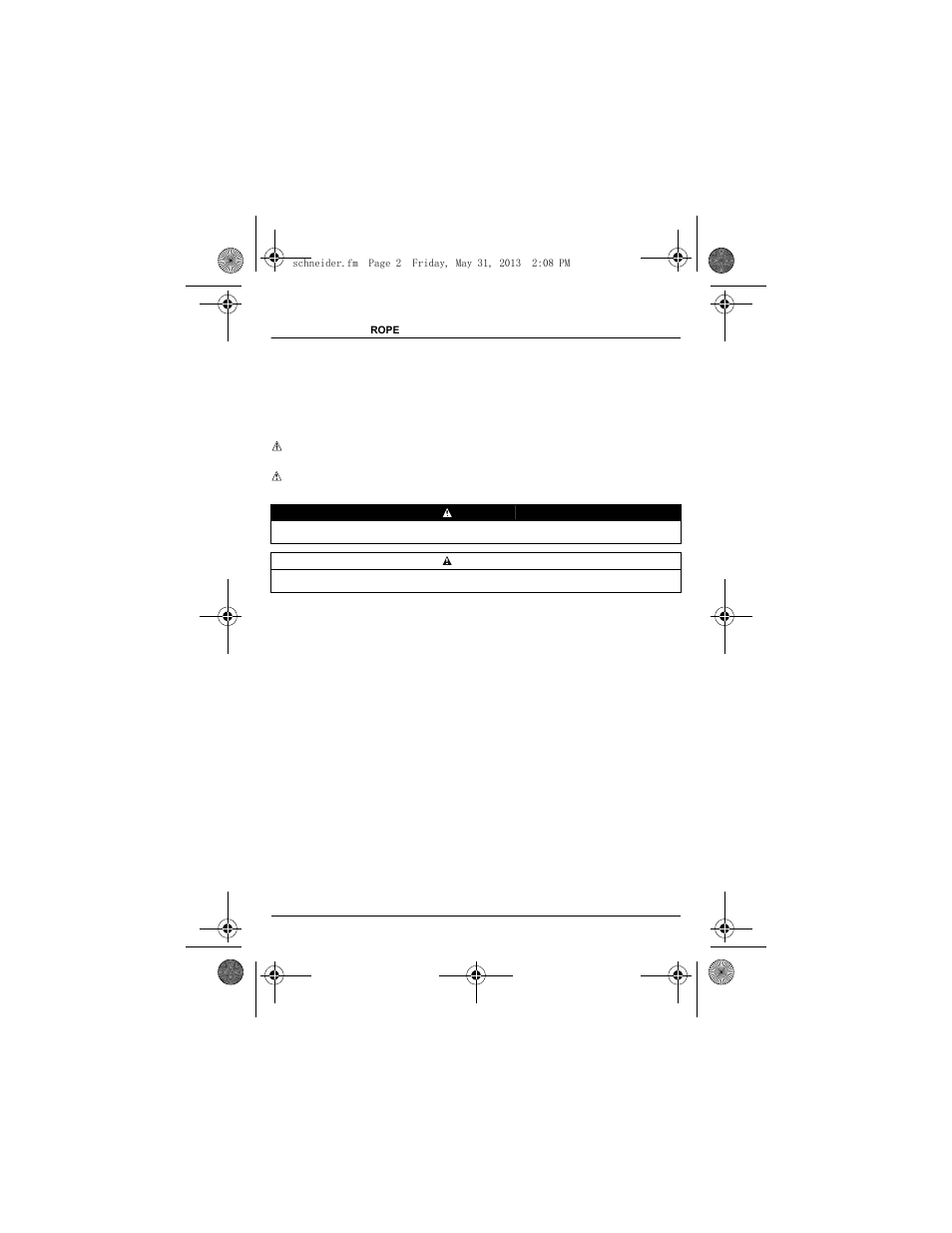 Schneider Electric Xy2 Ch User Manual Page 4 73