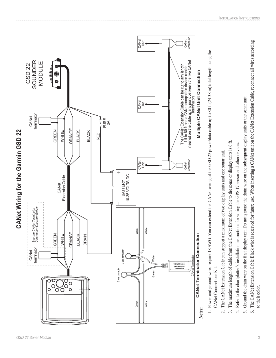 garmin gsd 22 wiring diagram