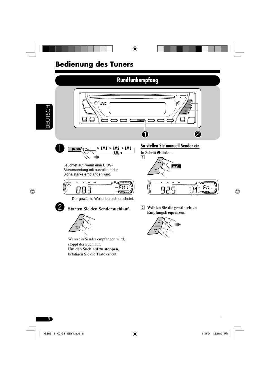 Jvc Kd G311 Installation Manual Ebook Kdg 322 331 Car Radio Stereo Iso Wiring Loom Hifi Array S24 Rh Sommerlandsued De