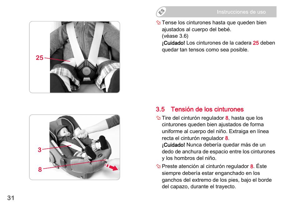 User instructions, mode d'emploi | britax romer baby-safe plus shr.