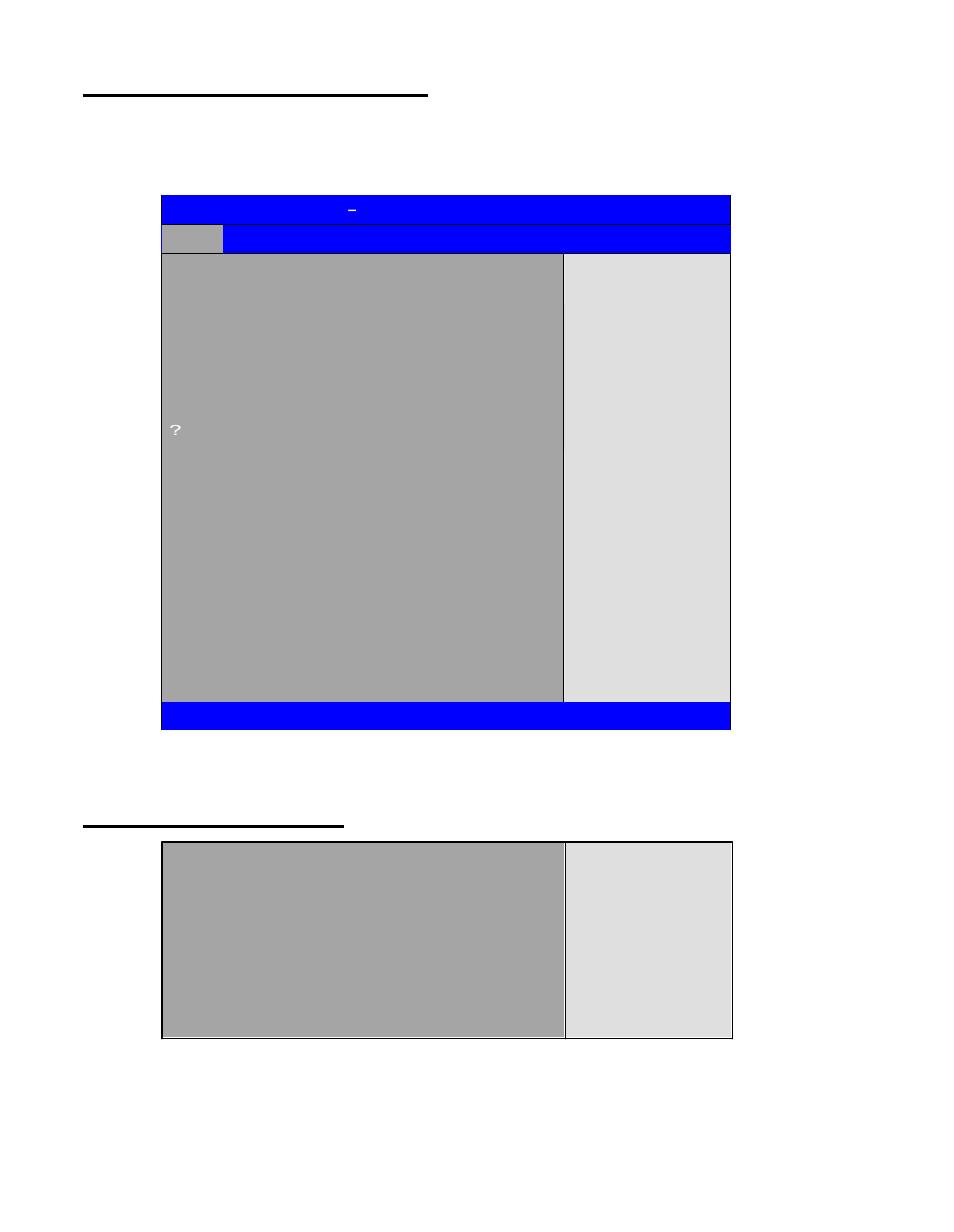 2 bios setup utility, 3 main settings | Acnodes PC 9150 User