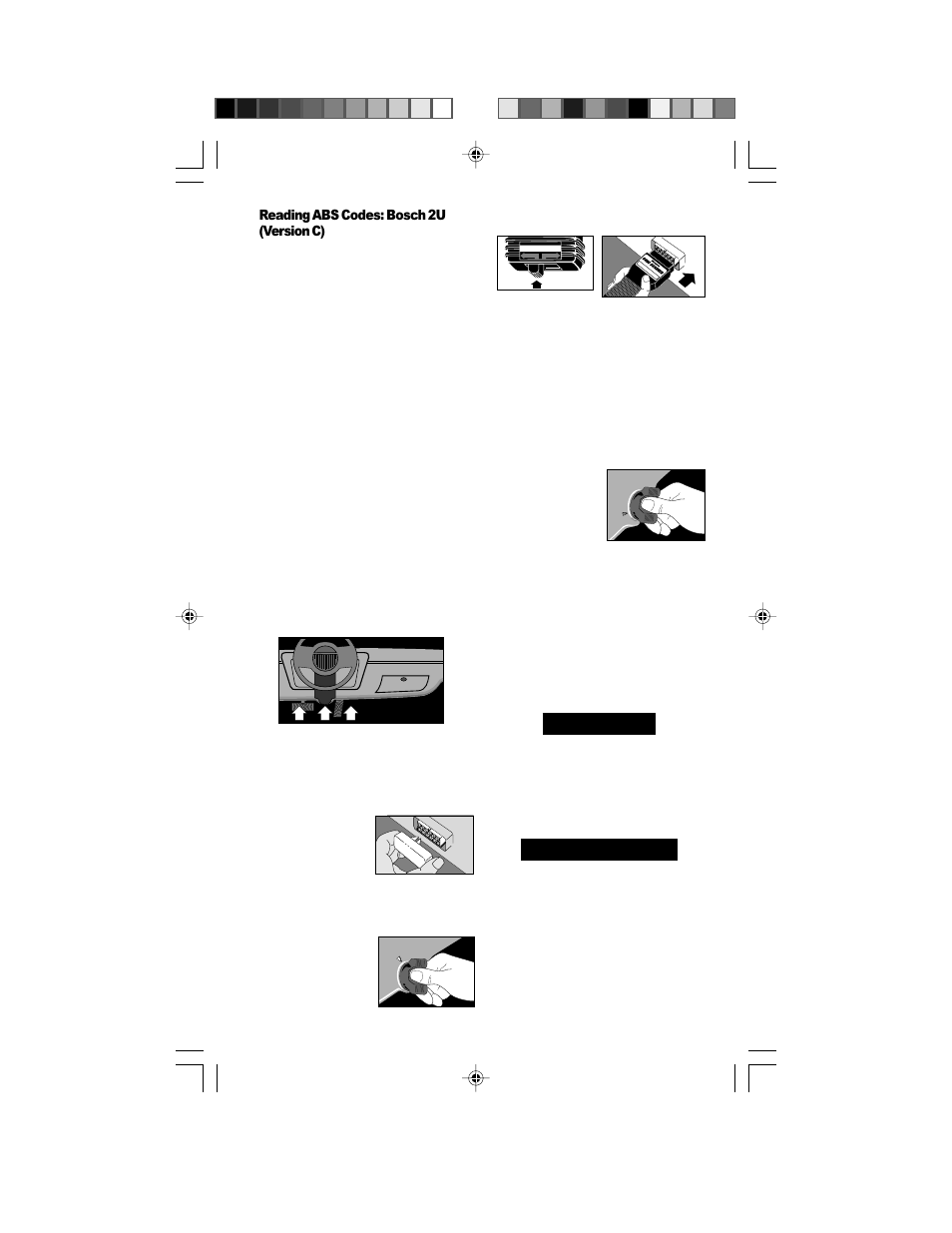 Actron GM Code Scanner CP9001 User Manual | Page 71 / 98
