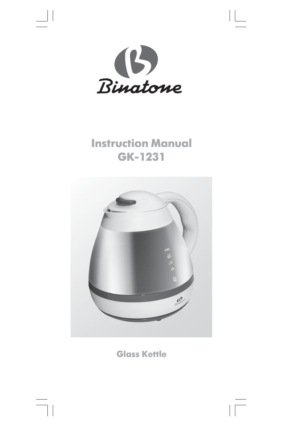 инструкция к применению тостера binatone