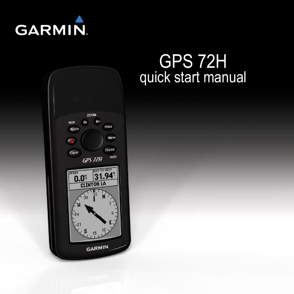 garmin gps 72h user manual 12 pages rh manualsdir com instruction manual for garmin gps 72 instruction manual for garmin gps 72h