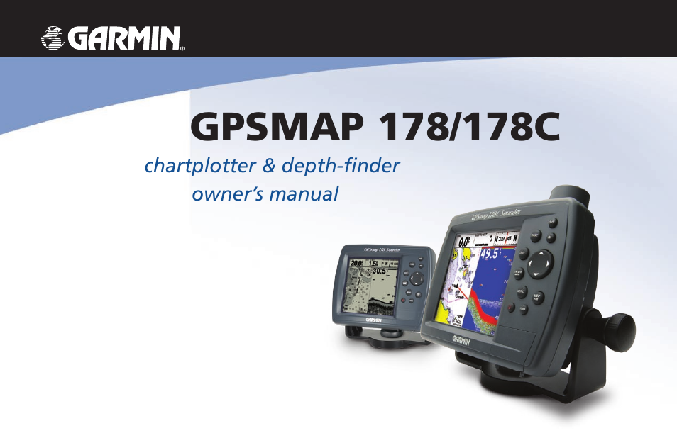 Garmin gpsmap 178c sounder user manual 134 pages fandeluxe Gallery
