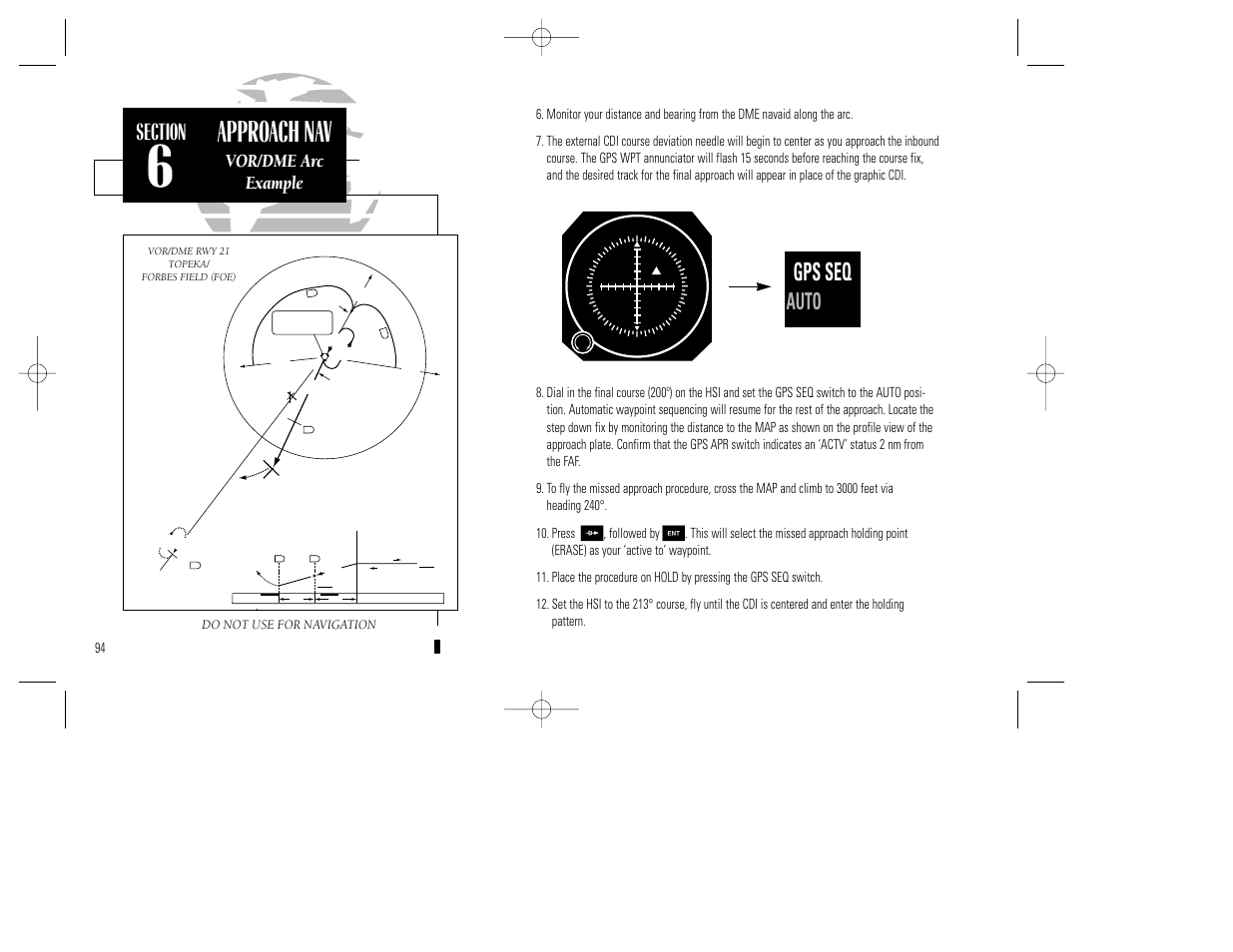 approach nav gps seq auto actv garmin gnc 300xl tso user manual rh manualsdir com GPS Garmin 250W GNC.com gnc 300xl user manual