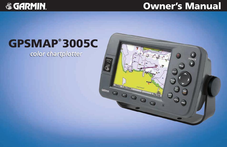 garmin gpsmap 3005c user manual 124 pages garmin gps v manual español Garmin GPS Instruction Manual
