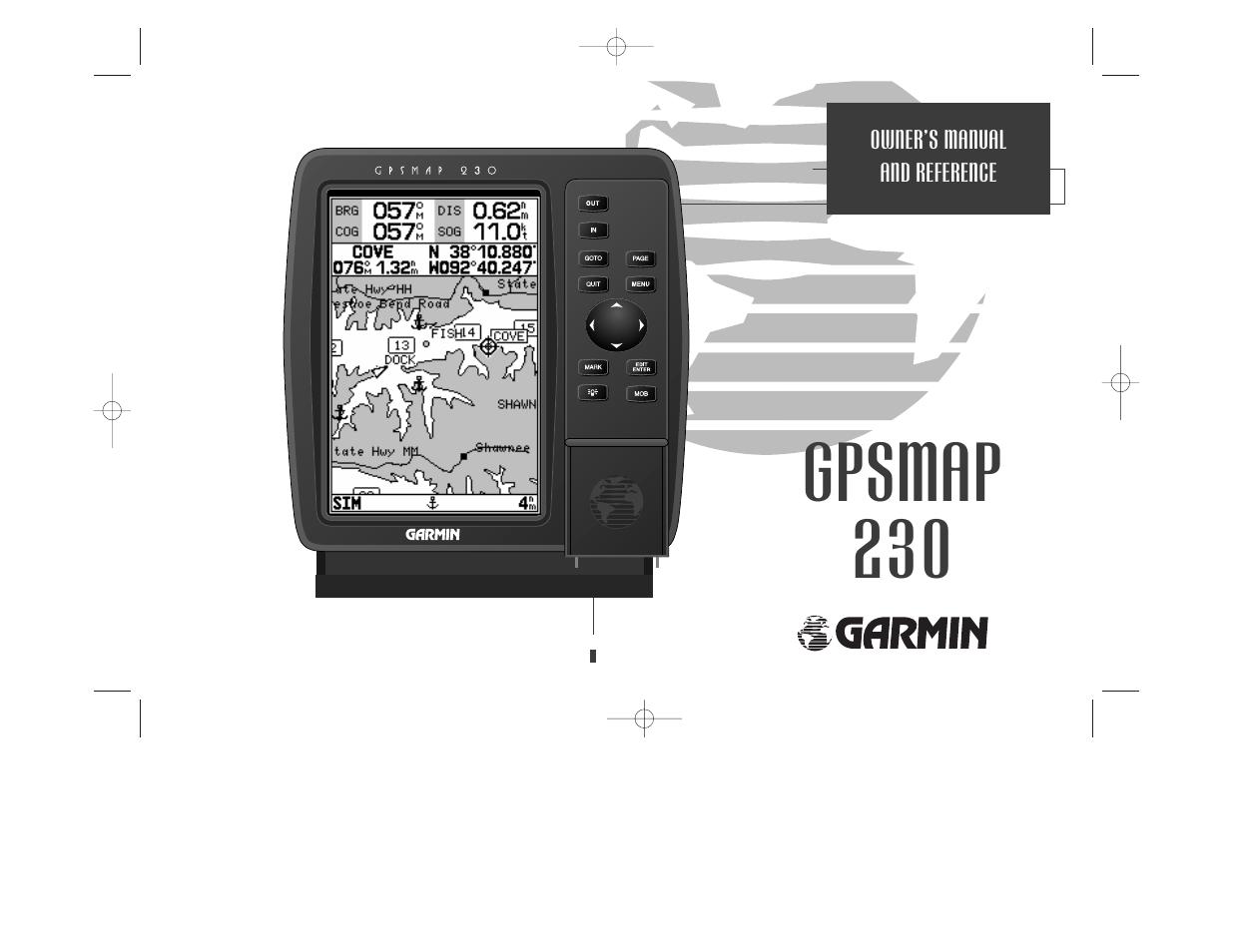 garmin gpsmap 230 user manual 96 pages rh manualsdir com garmin nuvi 880 manual garmin 800 manual