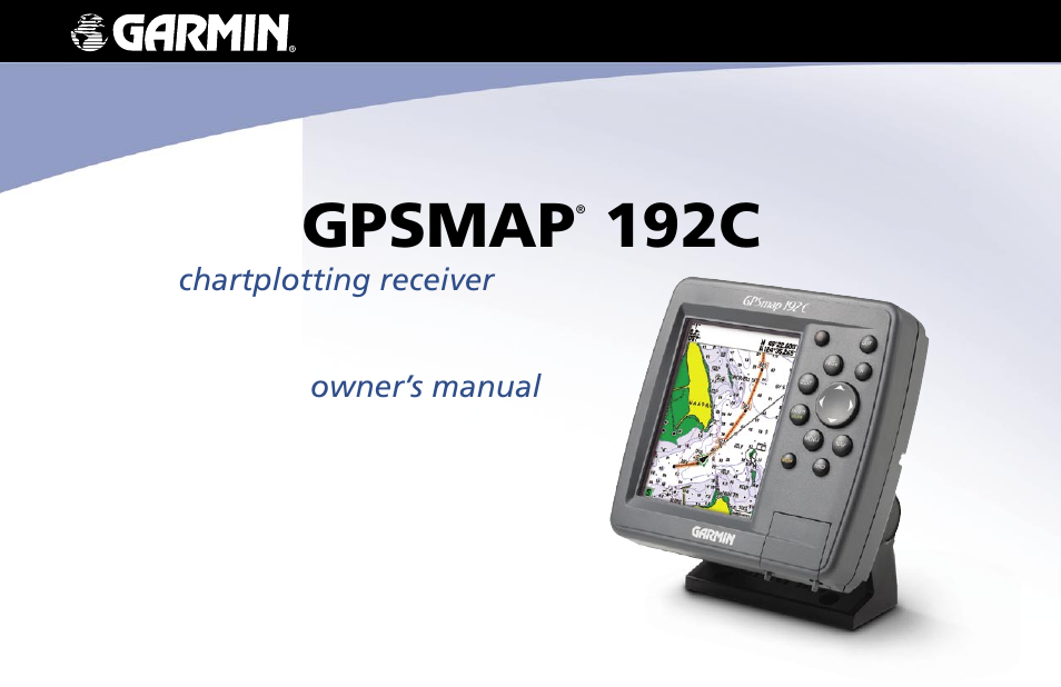 garmin 192c manual daily instruction manual guides u2022 rh testingwordpress co Garmin eTrex Manual PDF Garmin 1450 Manual