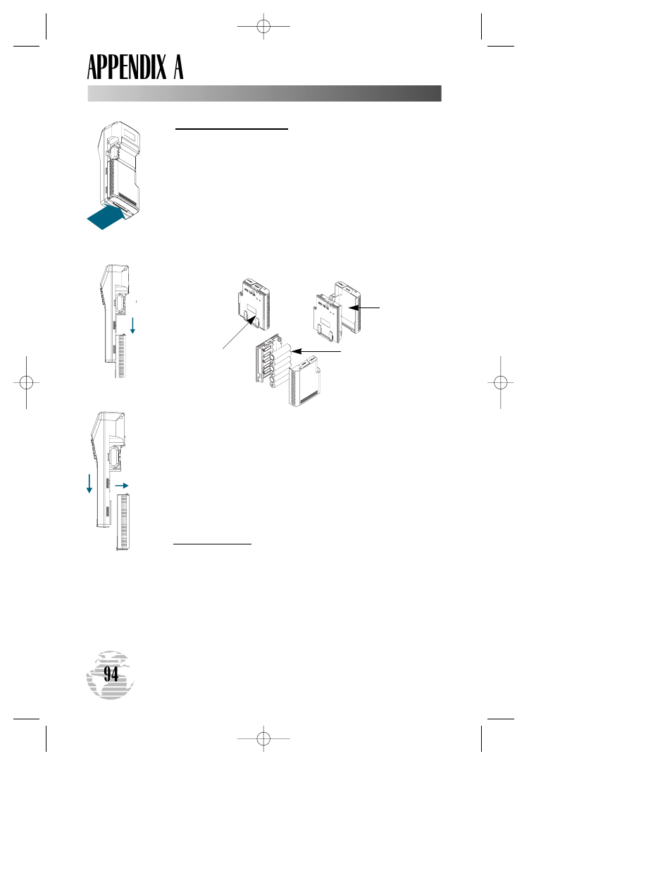 Appendix a | Garmin GPSMAP 195 User Manual | Page 96 / 114