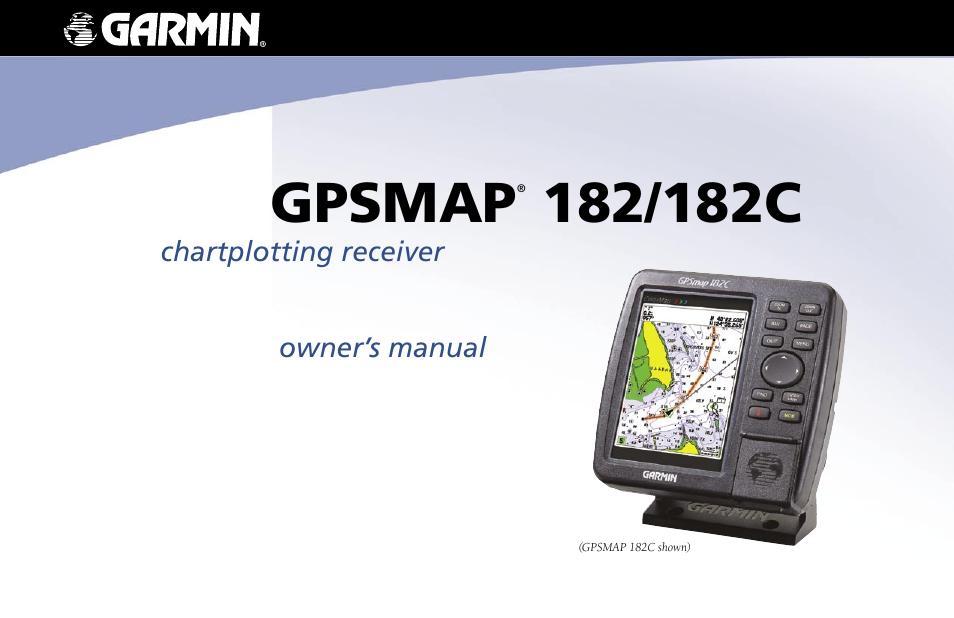 garmin gpsmap 182c user manual 126 pages rh manualsdir com garmin gps 182c manual garmin 182c manual svenska