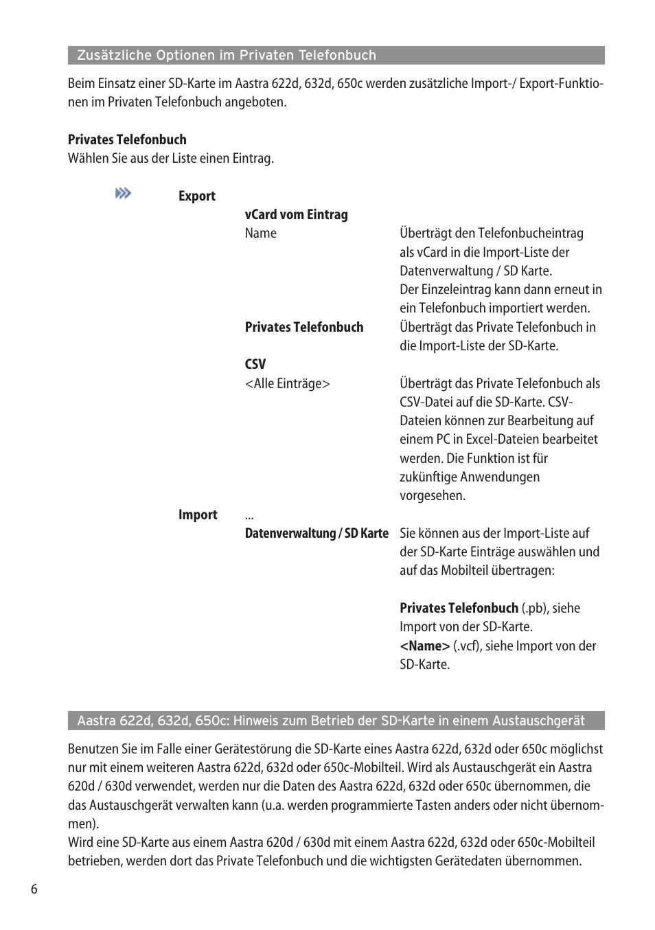 aastra microsd card user guide user manual page 8 22 original mode rh manualsdir com Mico Headphones Micro -Units