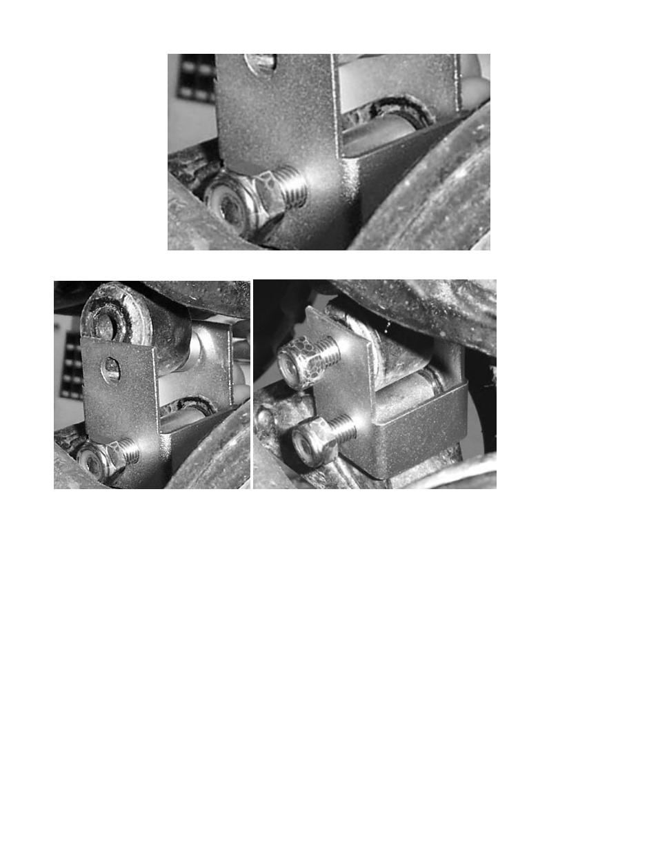 High Lifter Lift Kit for Honda Recon 250 (97-08) User Manual