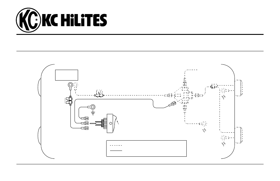 Kc Daylighter Wiring Diagram