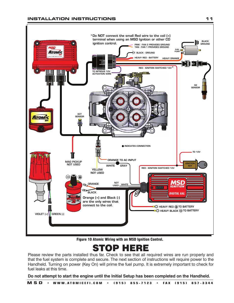 stop here installation instructions 11 m s d msd 2910 atomic efi rh manualsdir com