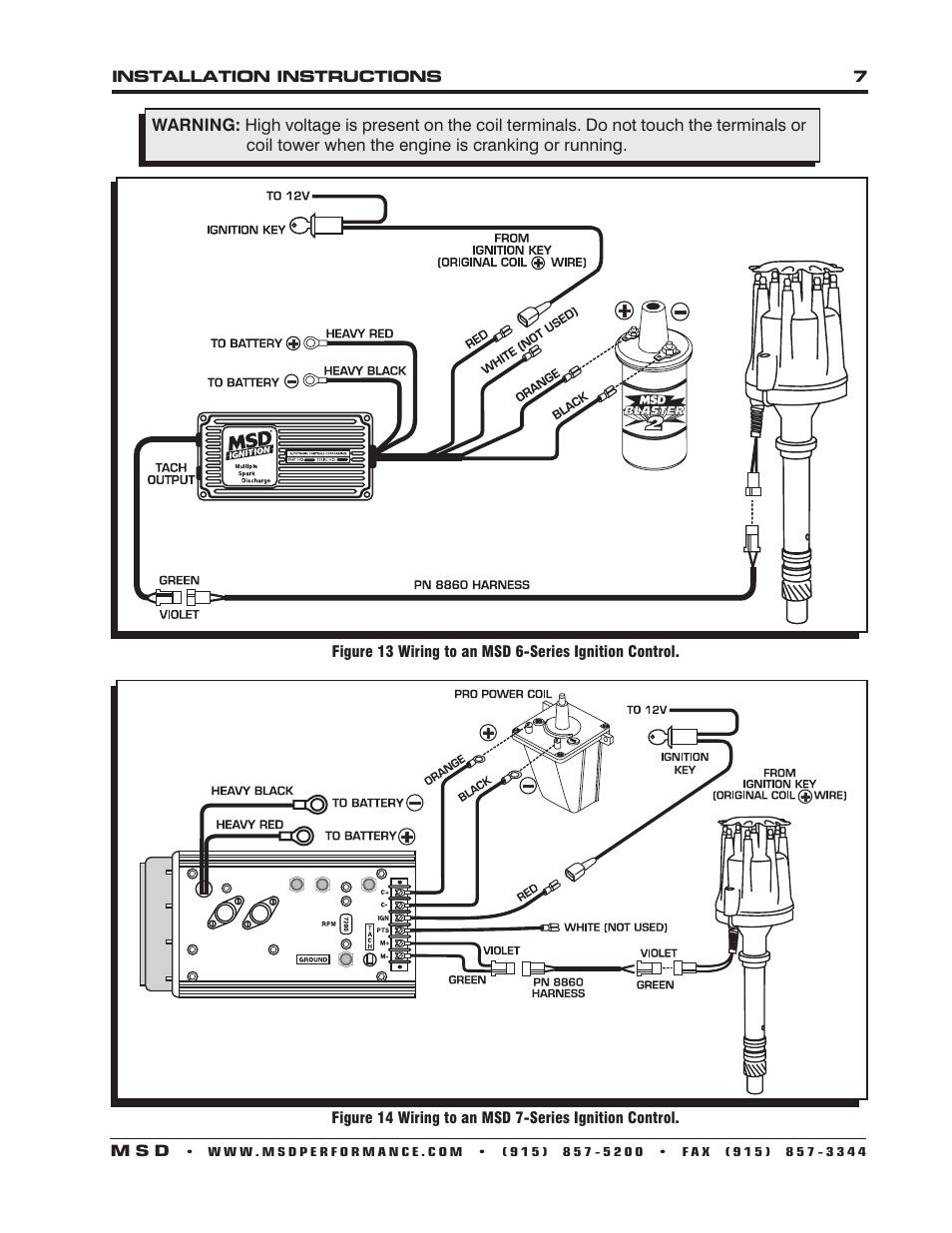 Msd 8361 Wiring Diagram Owner Manual And Books Chevy Ition 85551 Data Schema Rh 22 Diehoehle Derloewen De 6al Box Digital