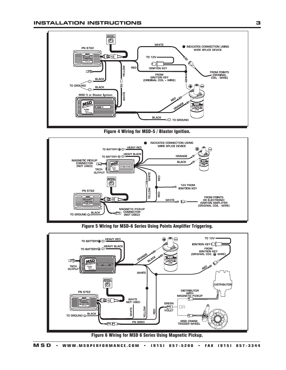 Wiring Diagram Msd 6462 Boost Timing Master Free Download Wire Center U2022 6al At