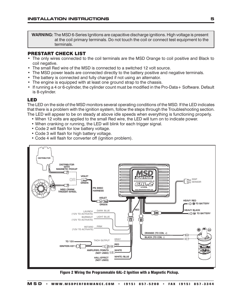 Msd 6aln Wiring Diagram For Tach Schematics Diagrams Index Of Tech Elsalvadorla Diode Distributor