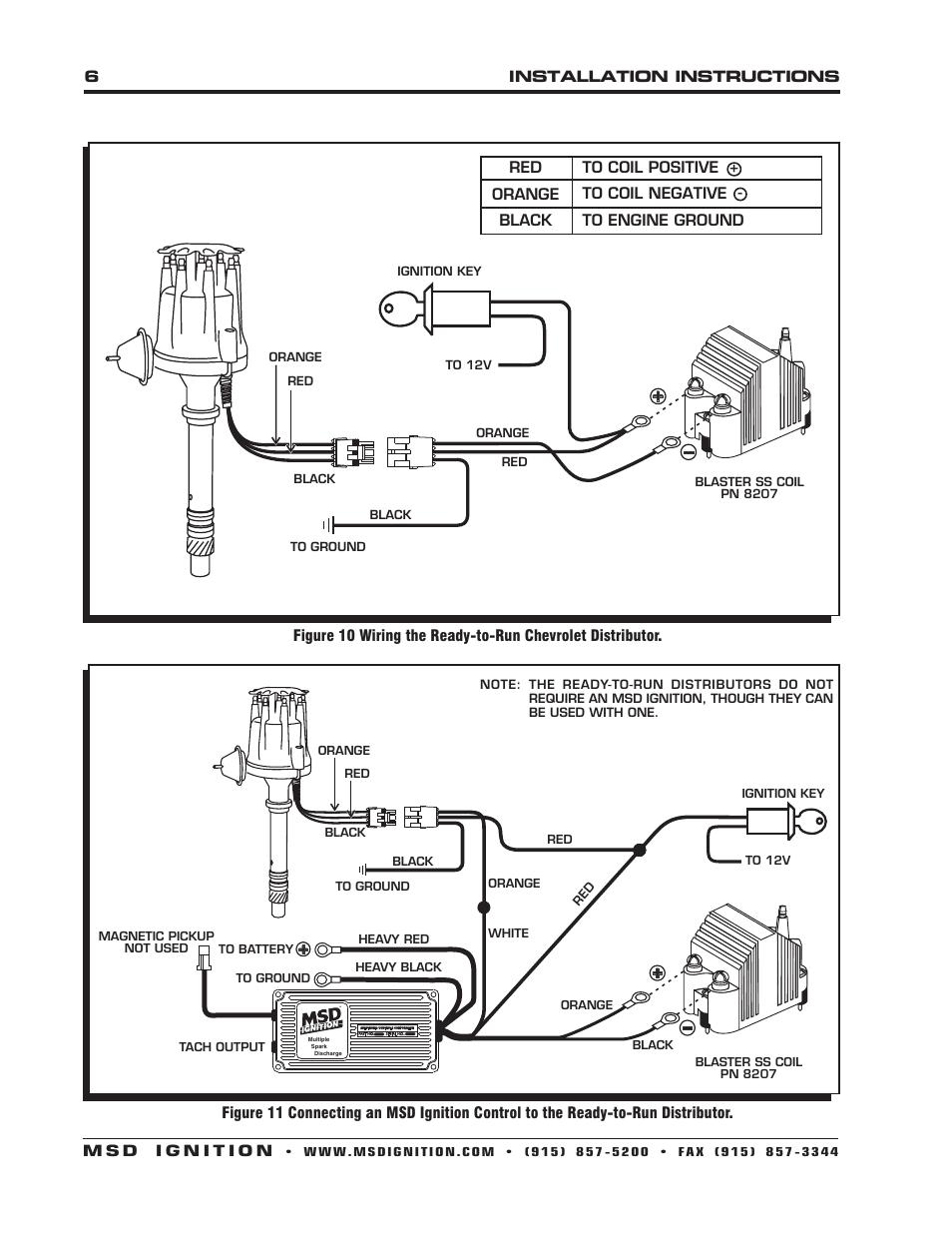 5462 To Hei Distributor Manual Guide