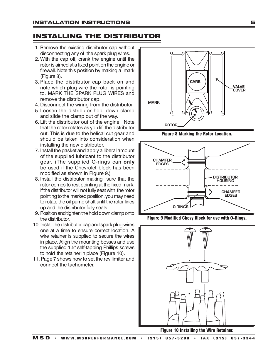 Ford 351 Distributor Wiring Diagram Trusted Schematics Installing The Msd 83506 460 Ready To Run Ignition Switch