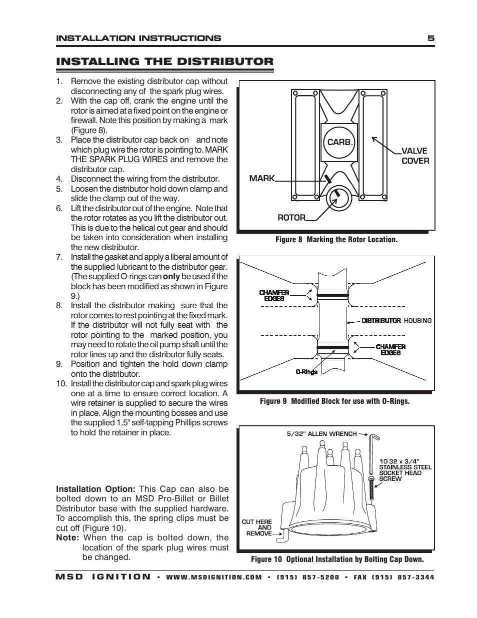 Msd 8361 Wiring Diagram - Trusted Wiring Diagram
