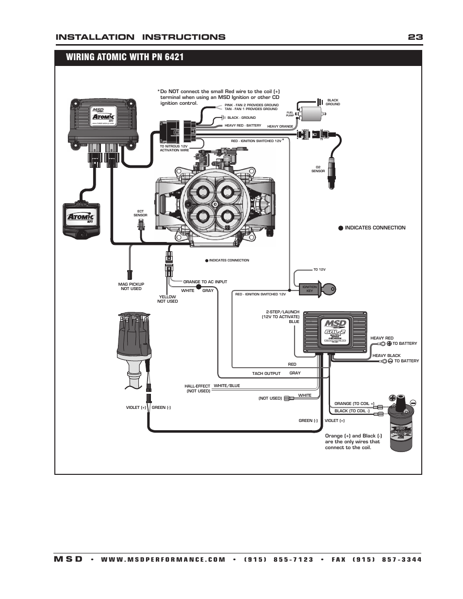 wiring diagram 1971 honda 750 four atomic four wiring diagram wiring atomic with pn 6421, installation instructions 23 m ... #15