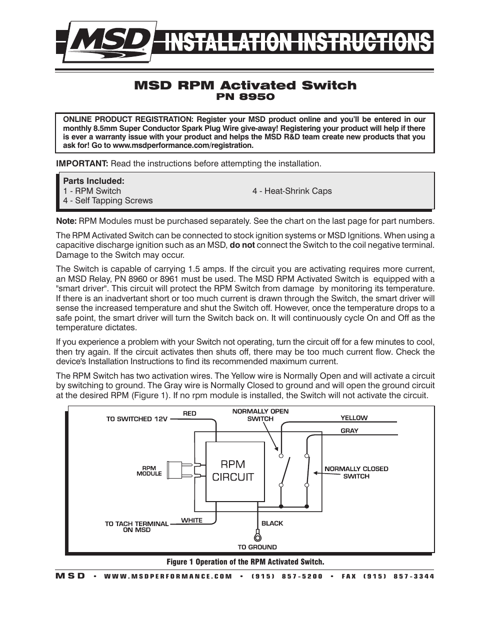 Msd 8950 Wiring Diagram Data Diagrams 5 23 Images 5200