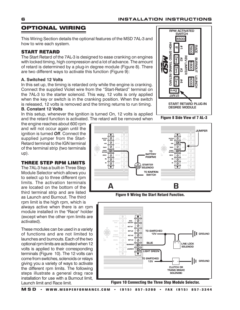 msd box wiring solidfonts msd wiring gm automotive diagrams