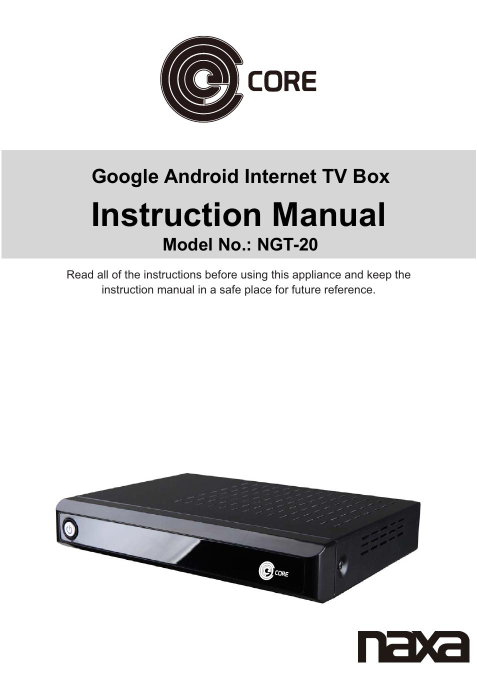 naxa ngt 20 user manual 15 pages rh manualsdir com Instruction Manual Clip Art Instruction Manual Clip Art