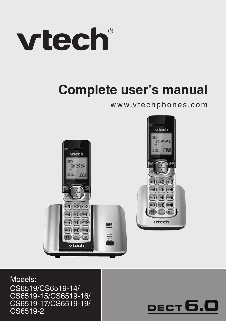vtech phone answering machine manual how to and user guide rh taxibermuda co Uniden 2.4 GHz Cordless Phone Panasonic 2.4Ghz Cordless Phone