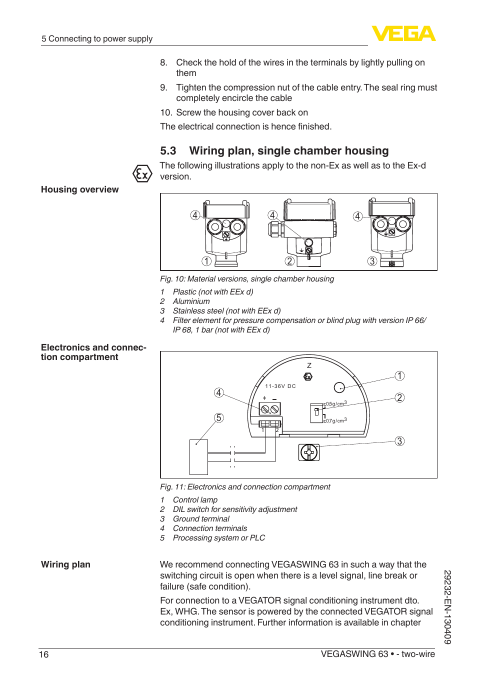 Wiring 2 Wired 3 Manual Guide