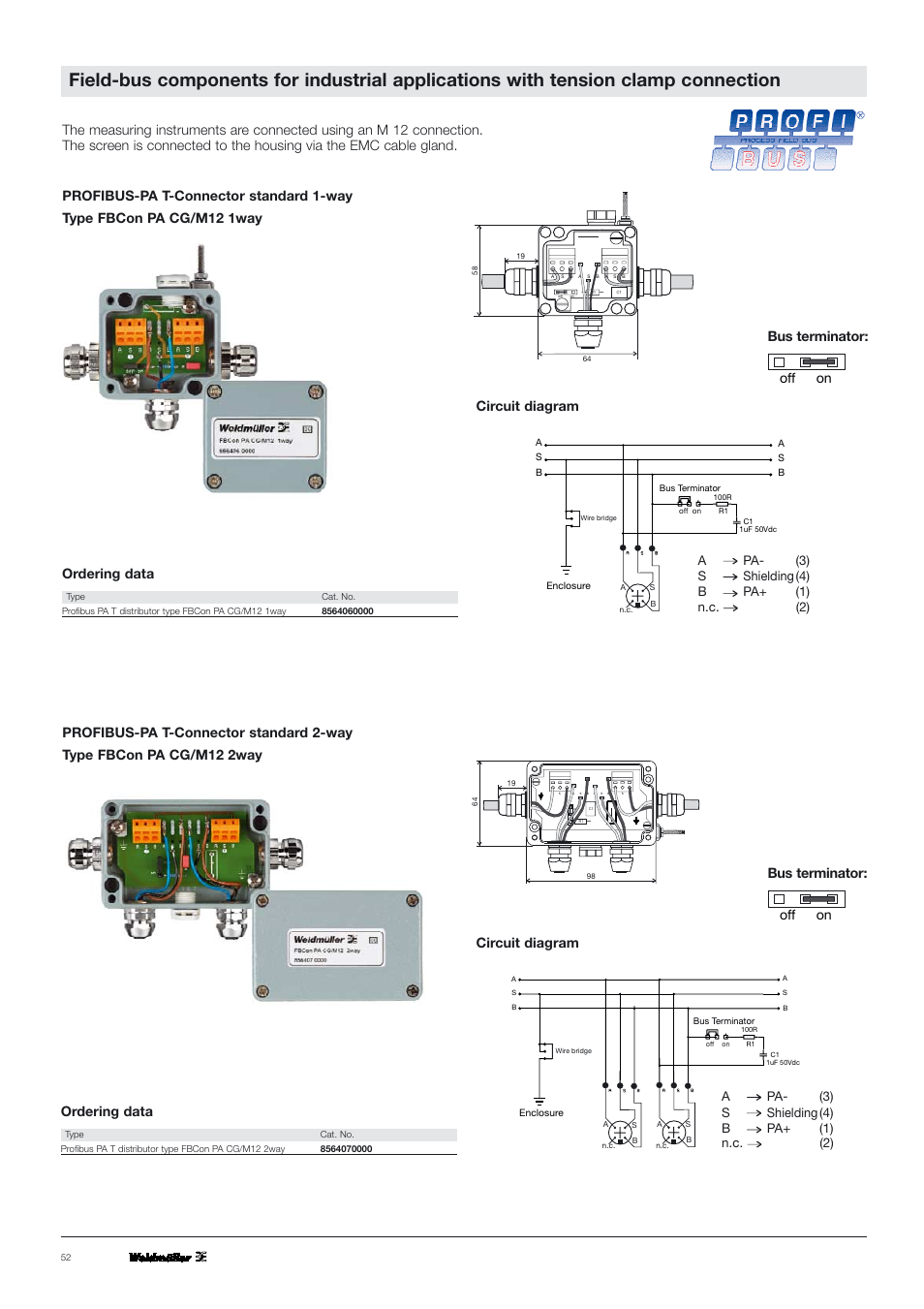 Profibus Wiring Diagram Page 2 And Schematics Colorful Mold Electrical Ideas Rh Piotomar Info Cable Connector